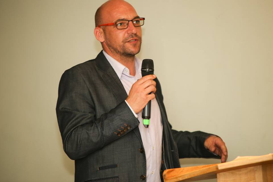 Speaking At A Business Event