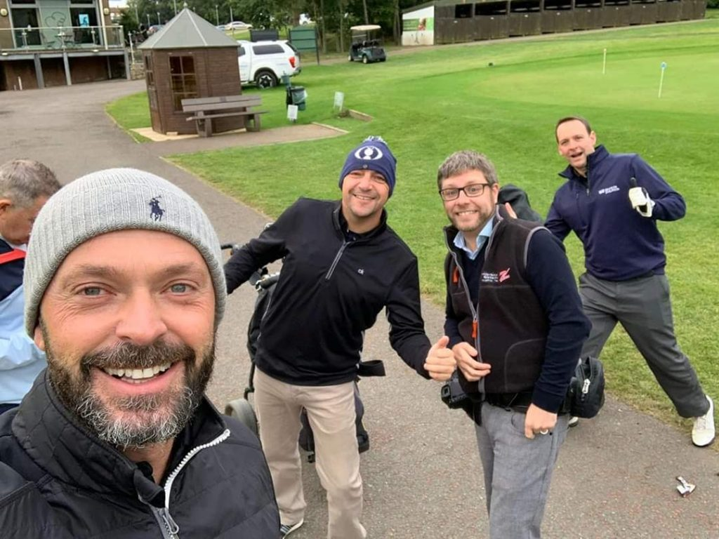 Day Out Golfing
